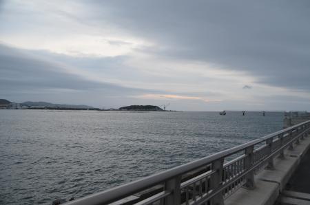 20130703館山夕日桟橋05
