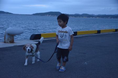 20130703館山夕日桟橋18