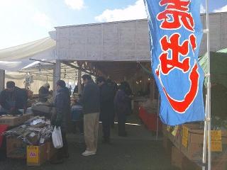 ゆりあげ初市 (2)
