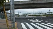 「石田大橋北」交差点【23】