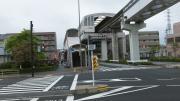 「日野万願寺駅前」交差点【24】