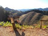 クロモ岩から金比羅尾根へ