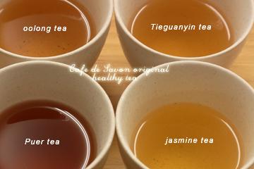 父の日 中国茶