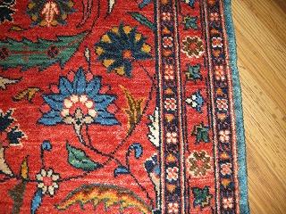 ペルシャ絨毯 017