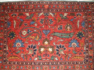 ペルシャ絨毯 015