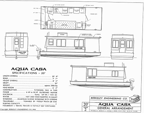 Do it yourself houseboat plans vocujigibo for Do it yourself floor plans
