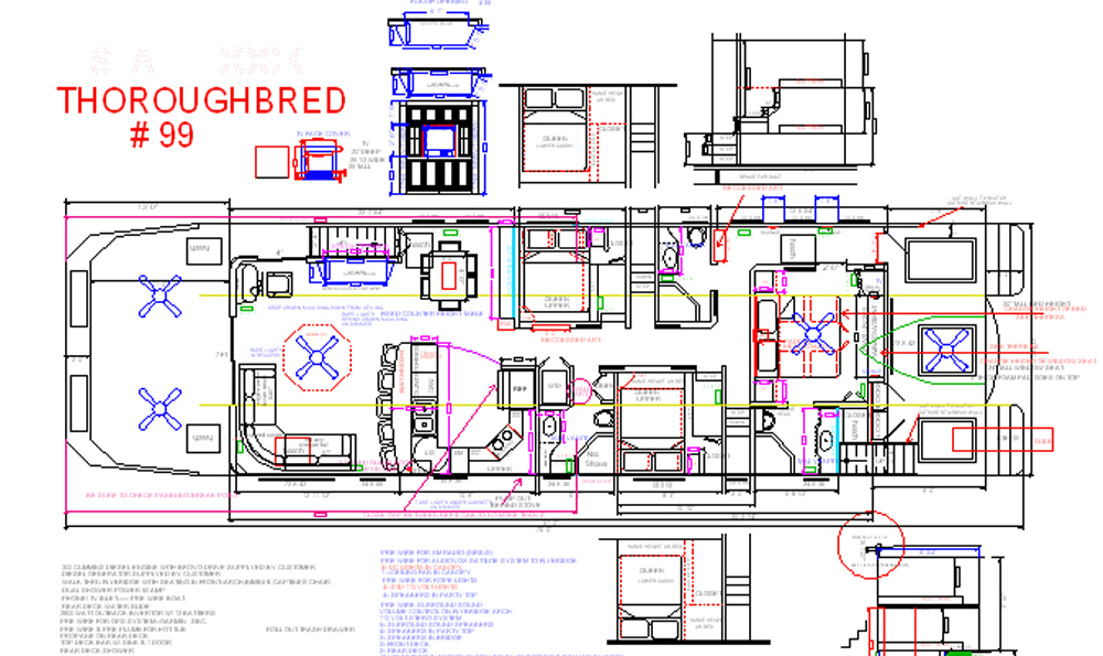 Houseboat Building Plans