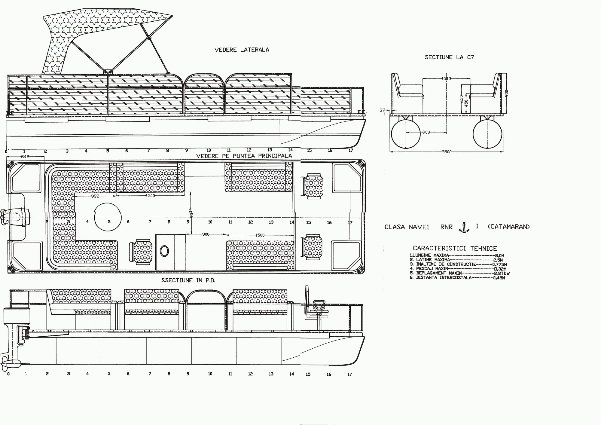 houseboat design plans - Tiny Houseboat Plans