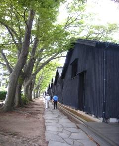 山居倉庫2012
