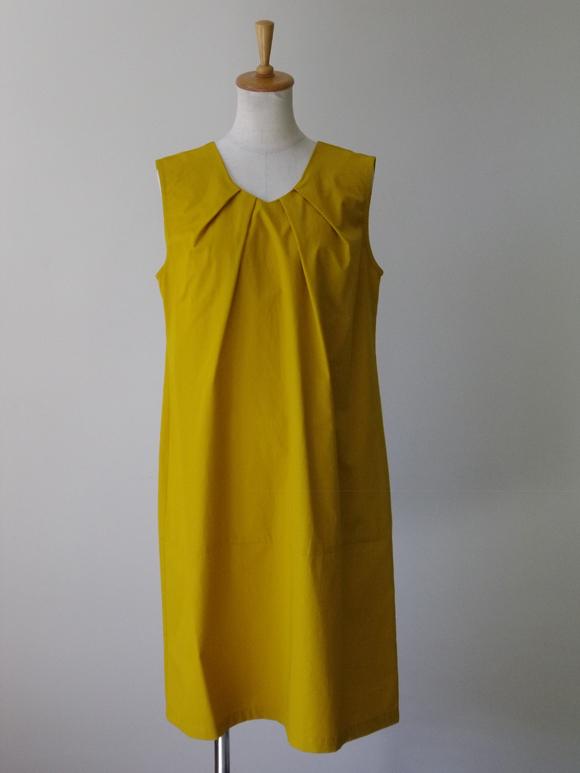 ファスナー黄色
