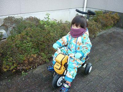 自転車の 1歳 自転車 後ろ : 少しでも登り坂になっていると ...