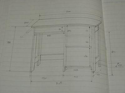 学習机設計図
