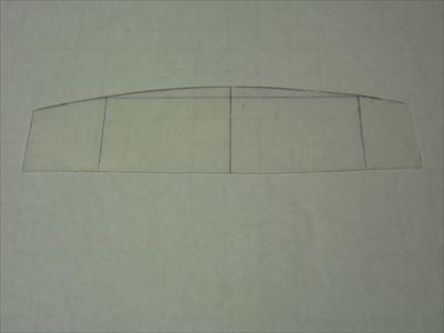 フレットサンディングブロックテンプレート