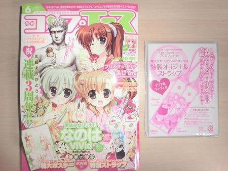 コンプエース 2012年 6月号 Fate関連 (1)