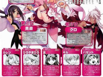 コンプエース 2012年 8月号 Fate関連 (2)