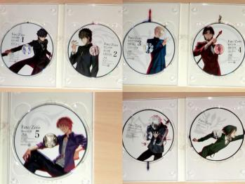 Fate/Zero Blu-ray Disc Box Ⅱ (2)