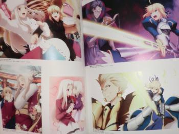 FateZero アニメビジュアルガイド Ⅱ (5)