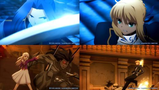 Vita版Fate 凛ルートOP (4)
