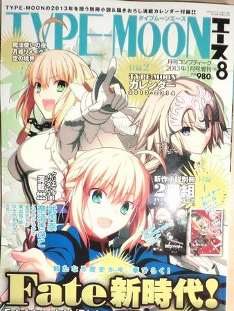 TYPE-MOONエース VOL 8(1)