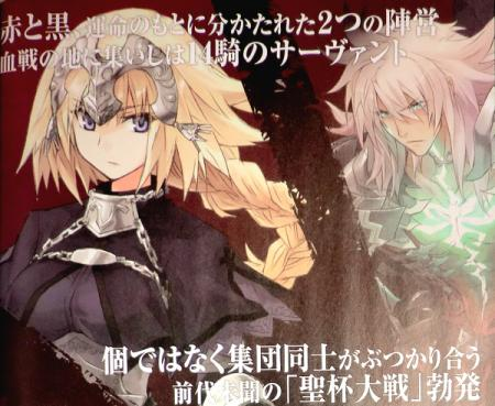 Fate/Apocrypha TYPE-MOONエース Edition (1)