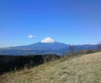 富士山(矢倉岳)
