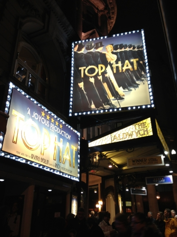 TOP HAT_Aldwych22FEB