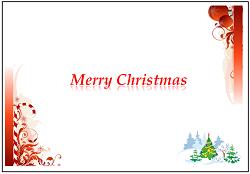 クリスマスB5