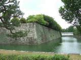 二条城お堀の石垣