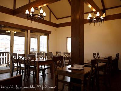 cafe restaurant CHAGURA◇店内