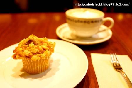 chai break◇和栗のマフィン