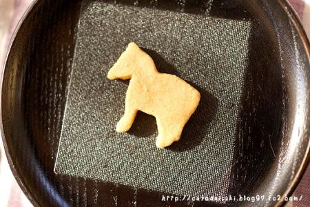 クッキーのおみせ クル◇こうまさん(ピーナッツバター)