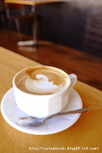 ひなた焼菓子店◇cafe latte
