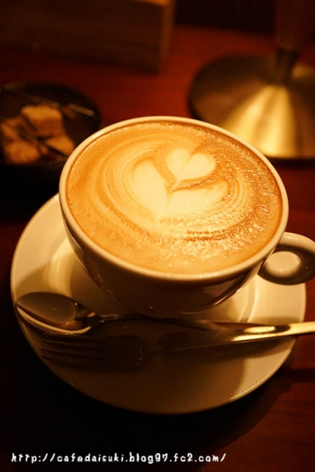 CAFE JI*MAMA◇カプチーノ
