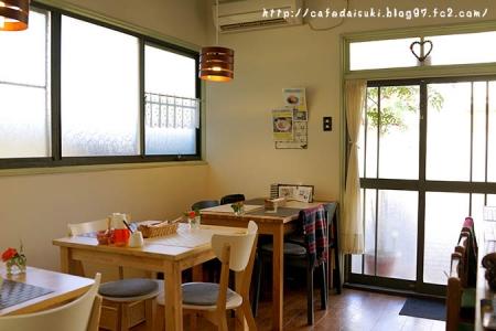 caffe' room 720◇店内