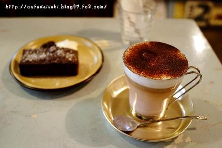 Cafe uwaito◇ホワイトストロベリーカフェラテ