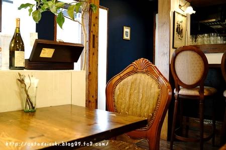 カフェ・わかば堂◇店内