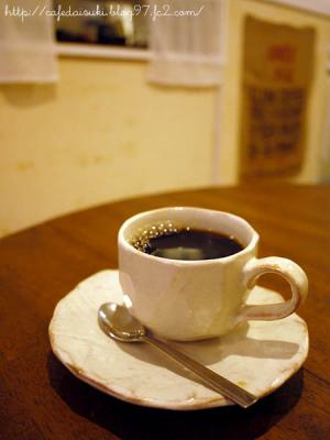 Soba de cafe yuan(愉庵)◇コーヒー(S)