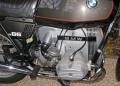 我がR65、シンプルで美しいエンジン