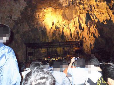 本当に洞窟