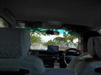 タクシーで5000↑