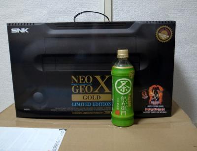 ネオジオX