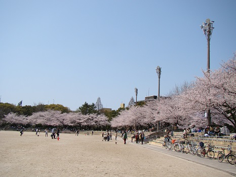 鶴舞公園2