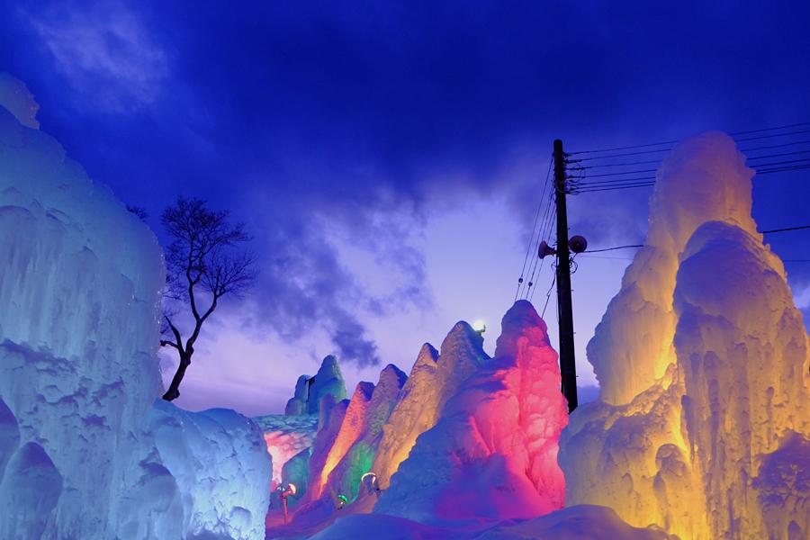 氷涛祭り3