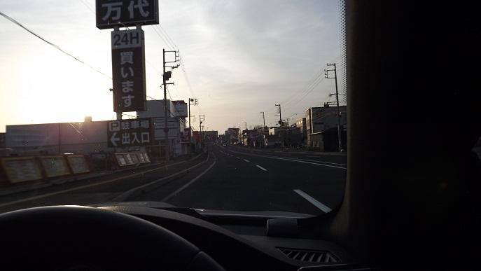 小樽日の出