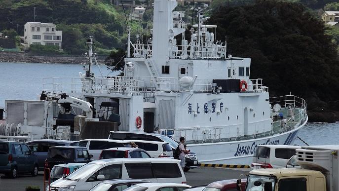 海保巡視艇