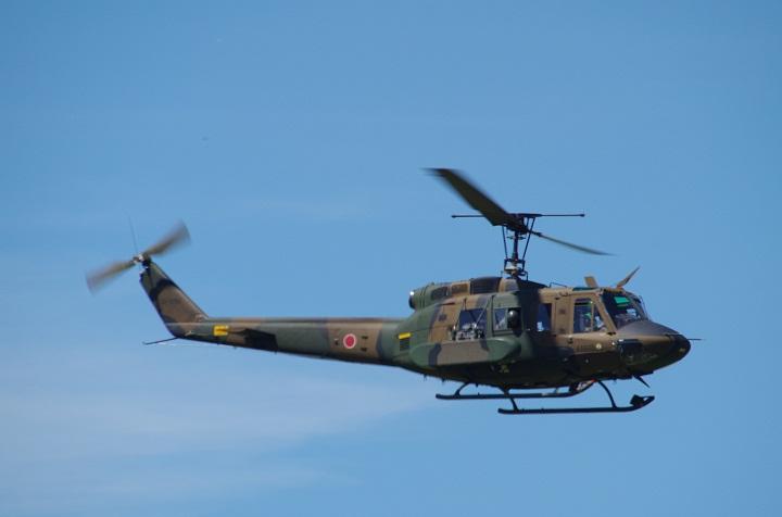 多目的ヘリUH-1H