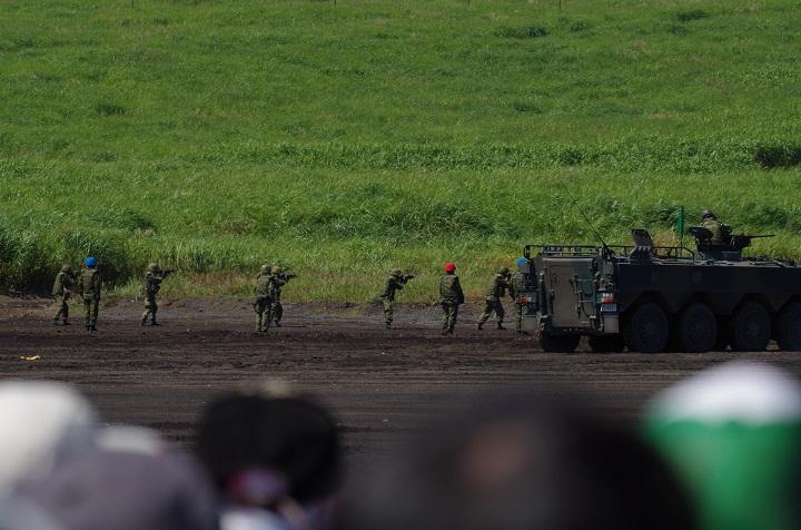 機動化歩兵部隊