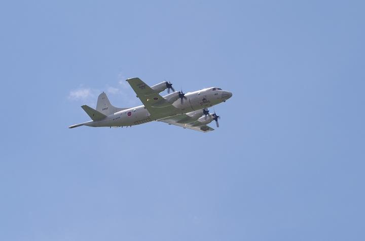 P3C対潜哨戒機