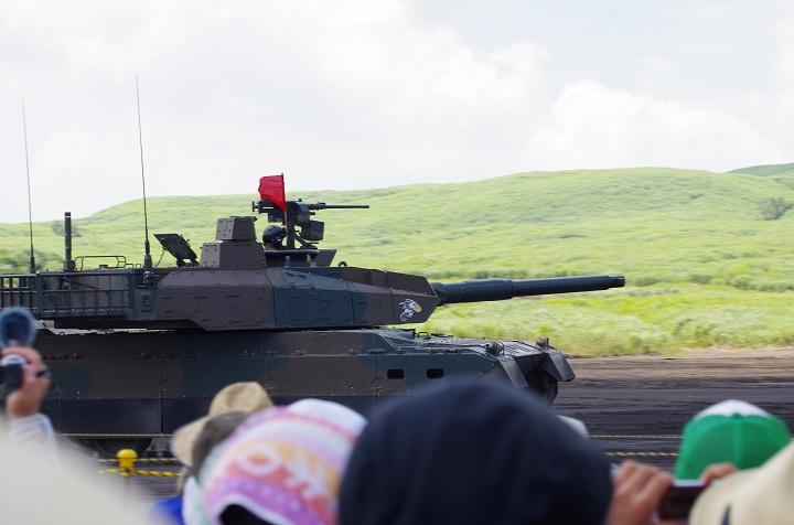 10式戦車