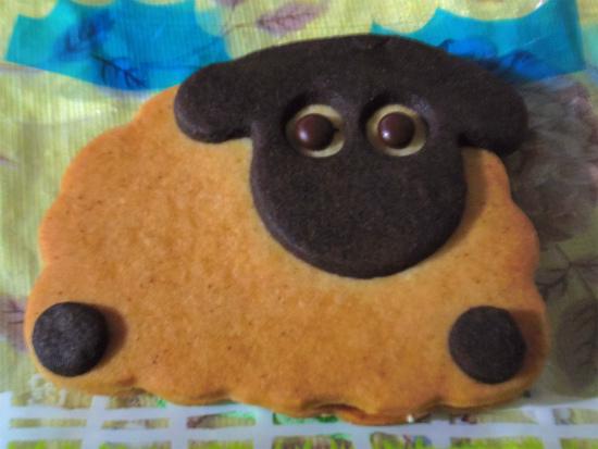 ひつじのクッキーめェ~いっぱい